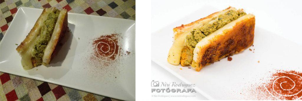 Fotografía de alimento para artículo del blog de Niri Rodríguez Fotógrafa de Pontevedra