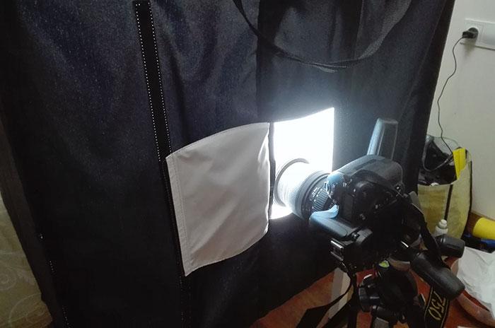 Fotografía express de producto ecommerce en estudio fotográfico